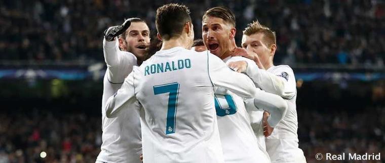 Inilah Tiga Faktor Kemenangan Real Madrid atas PSG