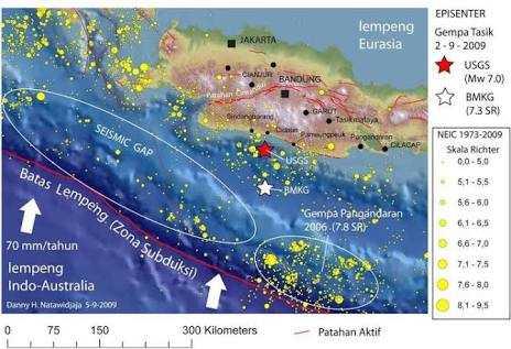 Mencermati Mega Gempa terhadap Bendungan