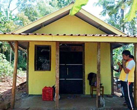 Mewujudkan Rumah Idaman bagi Nenek Uzur