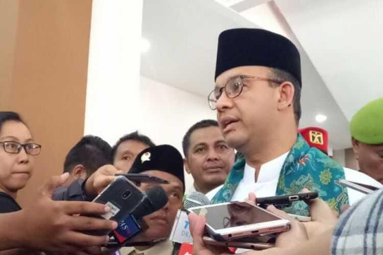 Anies: Program DP 0 Rupiah Bukan Sekadar Program Hunian