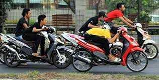 Resahnya masyarakat dengan adanya geng motor kids zaman now