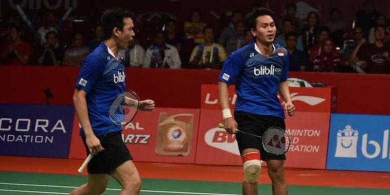 Indonesia Pastikan Satu Wakil di Final German Open 2018, Tapi..