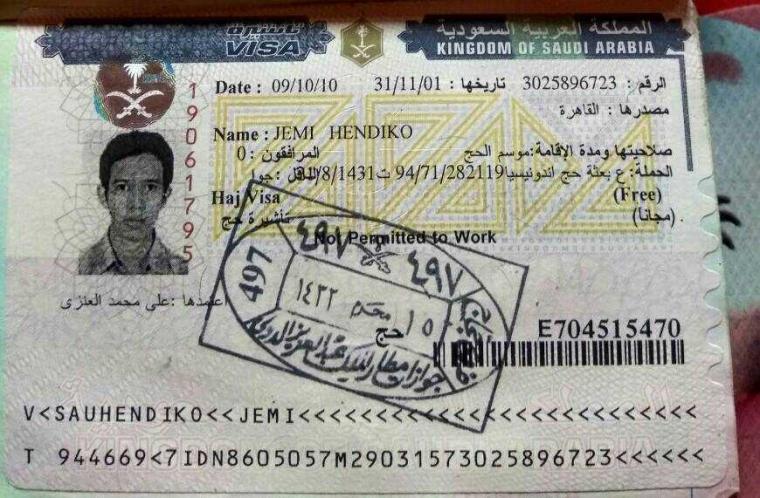 "Daerah Kerja Jeddah dan Laptop Berkah ""Temus"" (Secarik Kisah Perjalanan Haji Bagian II)"