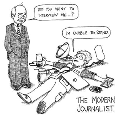 Menengok Masa Depan Jurnalis