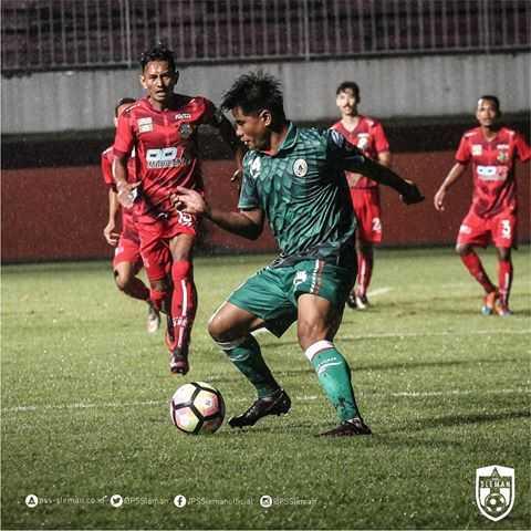 """""""Super Elja"""" Jatuh Cinta dengan Penyerang Sumatera"""