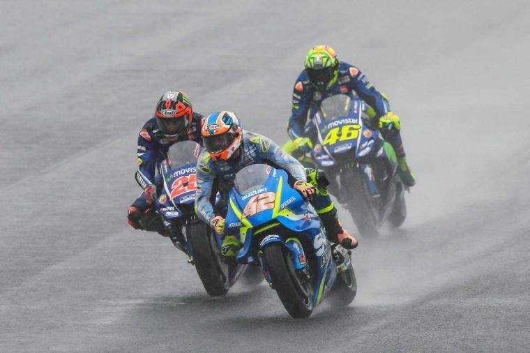 Mengakhiri Kutukan Vinales di MotoGP Musim 2018