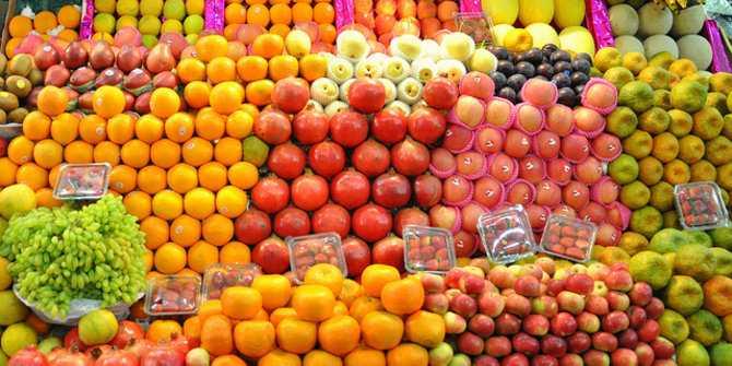 Manfaat Gula Alami dari Buah-buahan