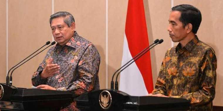 Menilai Tiga Syarat SBY Dukung Jokowi