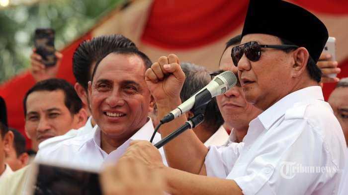 Langkah Sunyi Prabowo pada Pilpres 2019