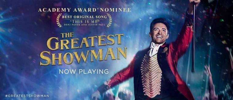 """Hanya Sebuah Bagian dari Film """"The Greatest Showman"""""""