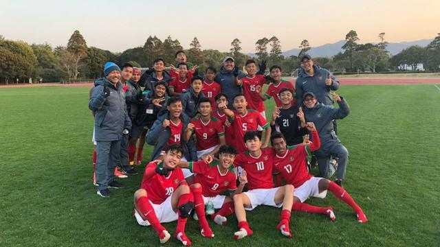 Menjadi Kampiun di Jepang, Bukti Indonesia Tidak Pernah Kekurangan Bibit Pemain Hebat