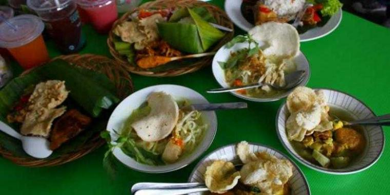 Lima Kuliner Tradisional Indonesia yang Kaya Rasa