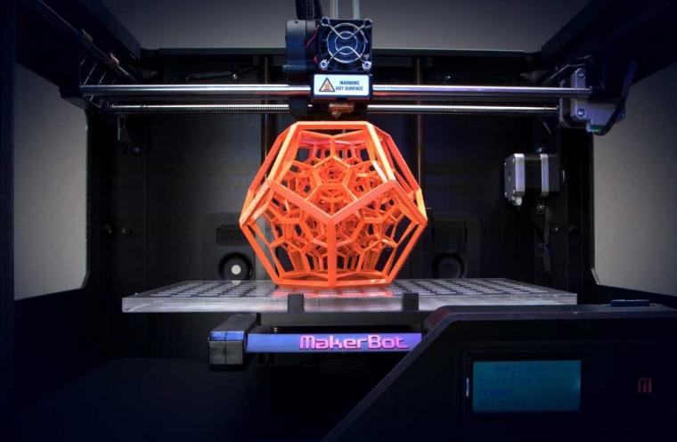 """""""3D Printer"""" Bisa Digunakan untuk Membangun Rumah"""