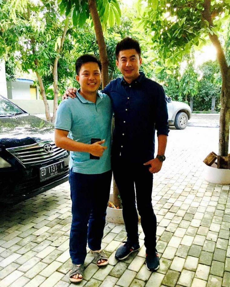 Edward Chang, Pengusaha Muda Sukses Indonesia