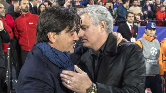 Menanti Racikan Mourinho pada Laga MU-Sevilla