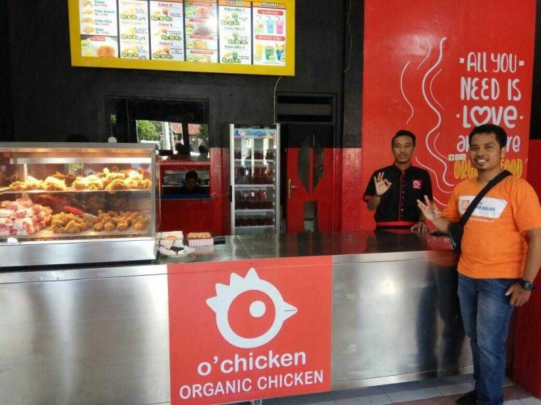 O'Chicken Hadir di Makassar, Solusi Kuliner Sehat Makassar
