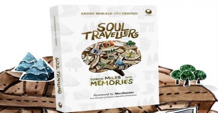 (Resensi Buku) Soul Travellers, Meneropong Dunia dari Satu Buku