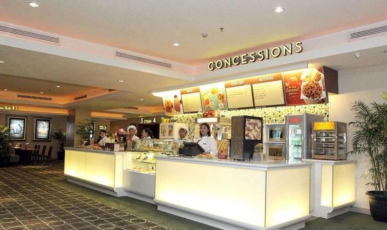 Bebaskan Penonton Bioskop Membawa Makanan dan Minuman Sendiri!