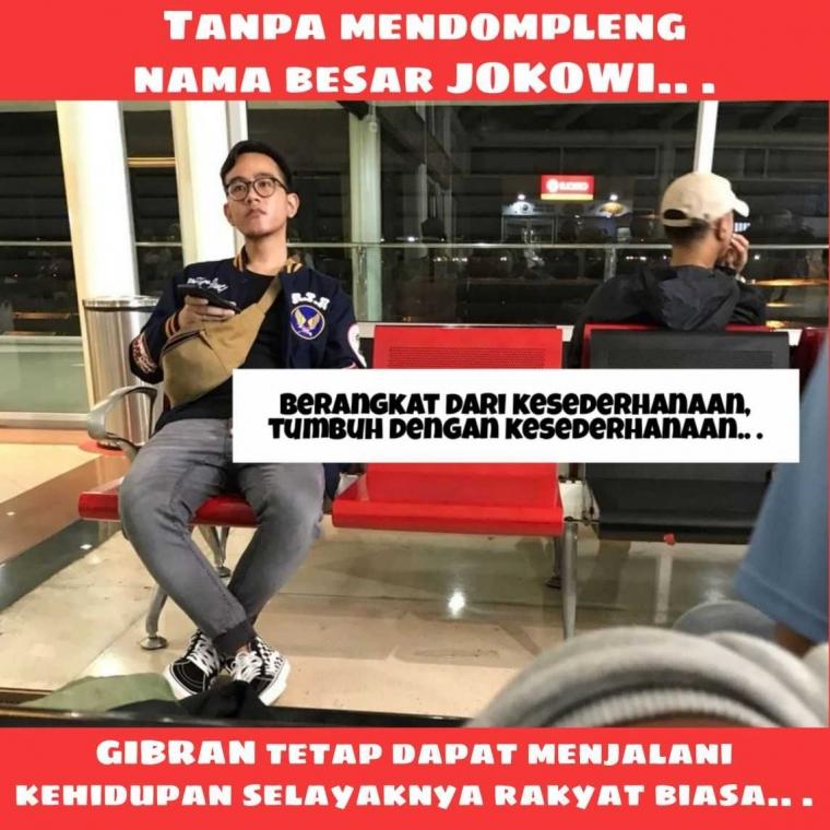Gaya Hidup Putra Presiden Jokowi vs Putri Fadli Zon