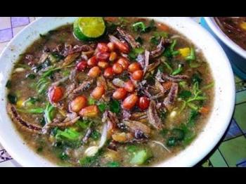 Bubur Pedas Kuliner Andalan Melayu Sambas Kompasiana Com