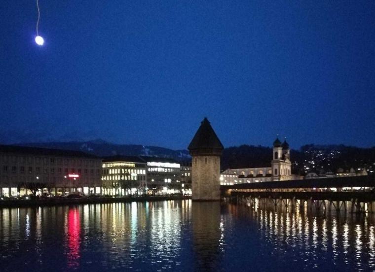 Status Perjalanan (5), Luzern
