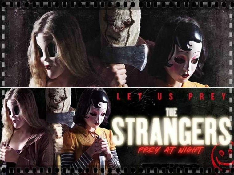 "Penggemar Horor, Yuk Nobar ""The Strangers: Prey at Night"""