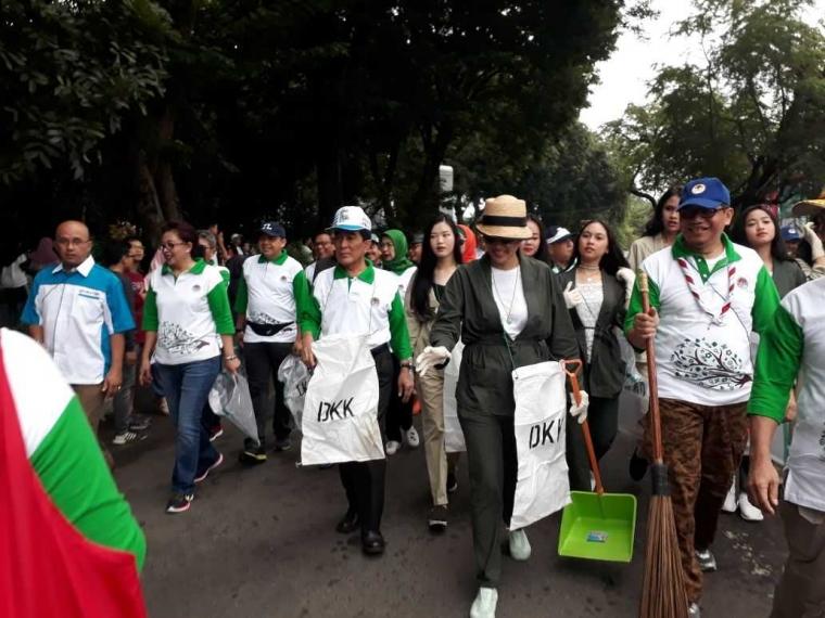 Wujudkan Palembang Bersih Menyongsong Asian Games 2018