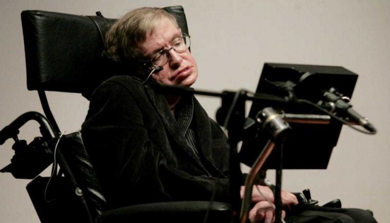 Stephen Hawking dan ALS yang Dideritanya