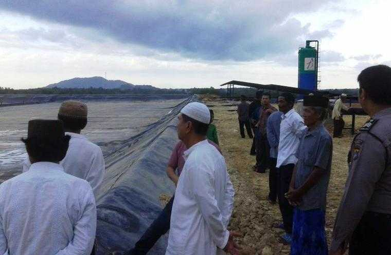 Dilema Investasi dan Bau Busuk Pabrik Tapioka di Sungailiat, Bangka