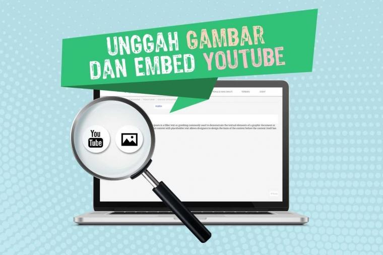 """Begini Tutorial Unggah Gambar dan Embed Youtube di """"Dashboard"""" Kompasiana"""