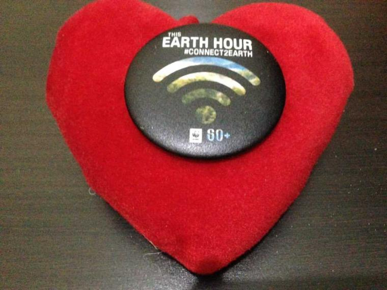 """Earth Hour 2018"", Hari Ini!"