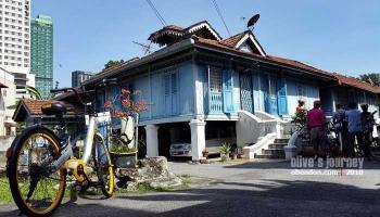 Bersepeda Menyusuri Jejak Masa Tersembunyi Di Kuala Lumpur