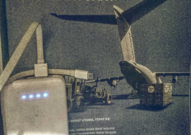 Lima Tips Membawa Powerbank (Bank Daya) di Pesawat agar Tidak Meledak