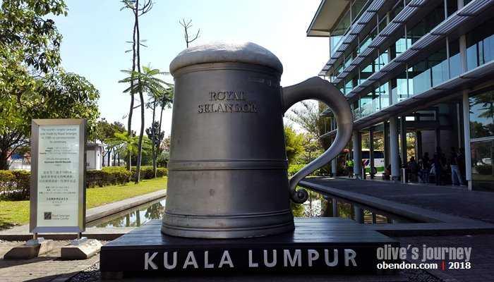Melongok Sejarah Bisnis Kerajinan Timah Royal Selangor
