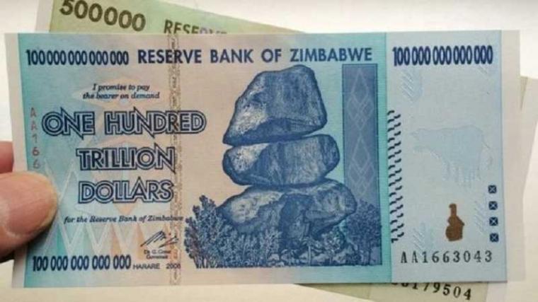 Benarkah Zimbabwe Ganti Mata Uangnya Jadi Yuan demi Penghapusan Utang?