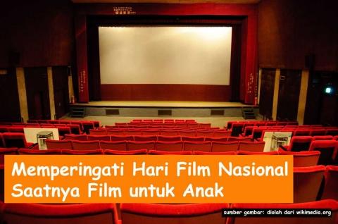 MENGGAUNGKAN KEMBALI FILM ANAK