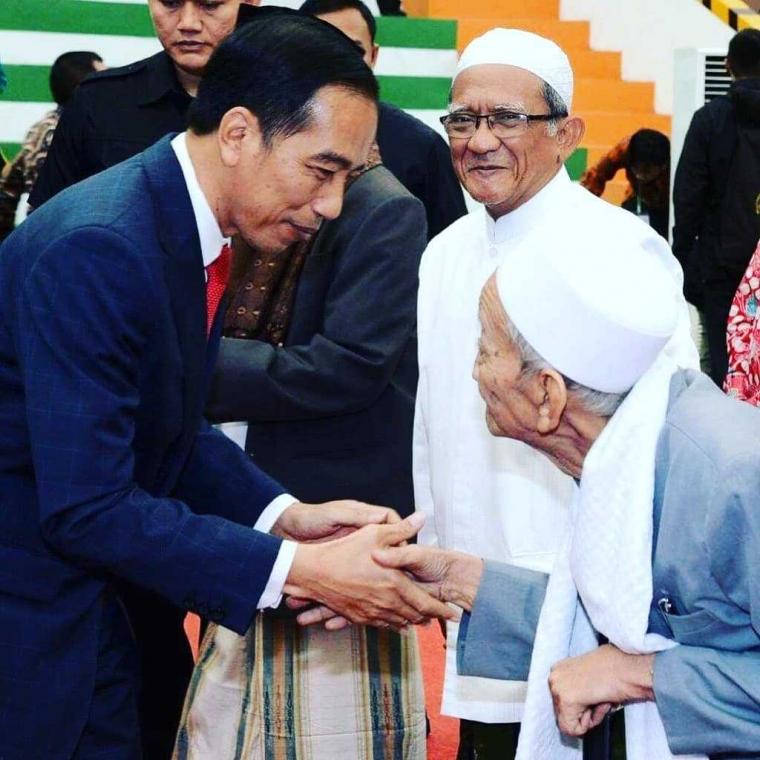 Jokowi Inspirasi Kaula Muda dan Milenial