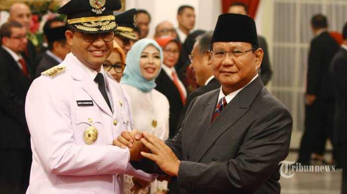 Sandiaga Diangkat Sebagai Tim Pemenangan, Pertanda Prabowo-Anies Berpasangan?