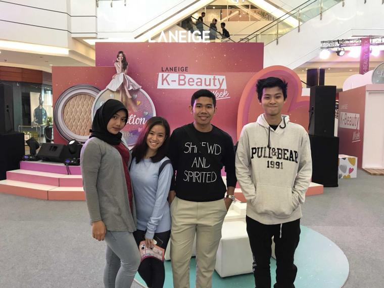 Laneige K-Beauty Week Hadir di Tangerang Selatan