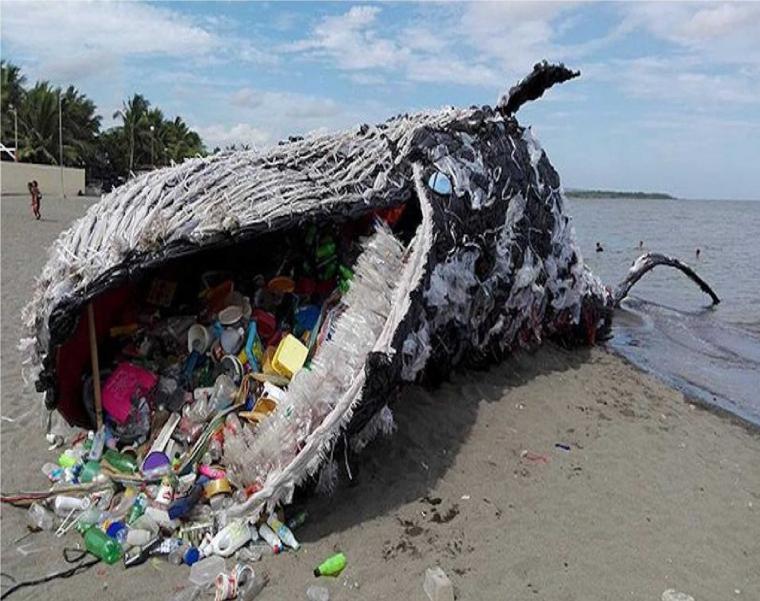 Jika Masih Cinta Bumi Ini, Kurangi Pakai Plastik