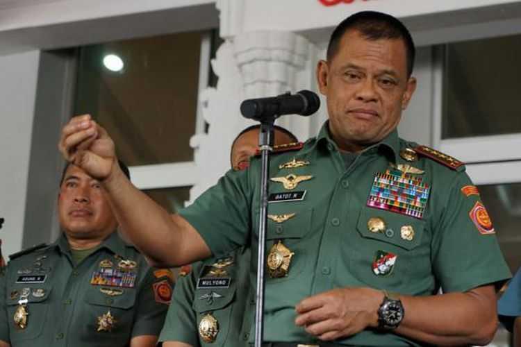 Serangan Membabi Buta ke Arah Gatot Nurmantyo Bukti Kalutnya Kubu Jokowi