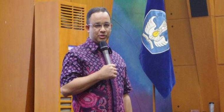 Rezeki Bak Dikebiri, Guru Jakarta Tagih Anies Punya Janji