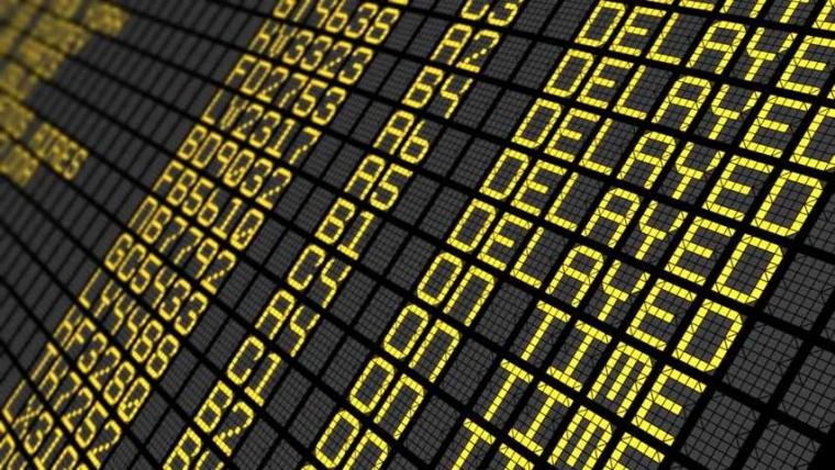 "Lima Hal tentang ""Delay"" Berkaitan dengan Keselamatan Keamanan Penerbangan"