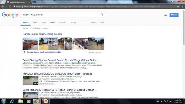 Trik Agar Postingan di Kompasiana Muncul pada Halaman Satu Google
