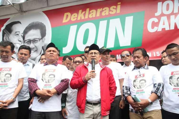 "Realitas Muhaimin yang ""Ngotot"" Menjadi Cawapres Jokowi"