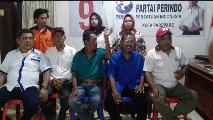 DPD Partai Perindo Parepare Nyatakan Tetap Solid