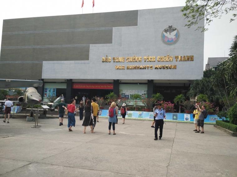 2 Hari di Ho Chi Minh City