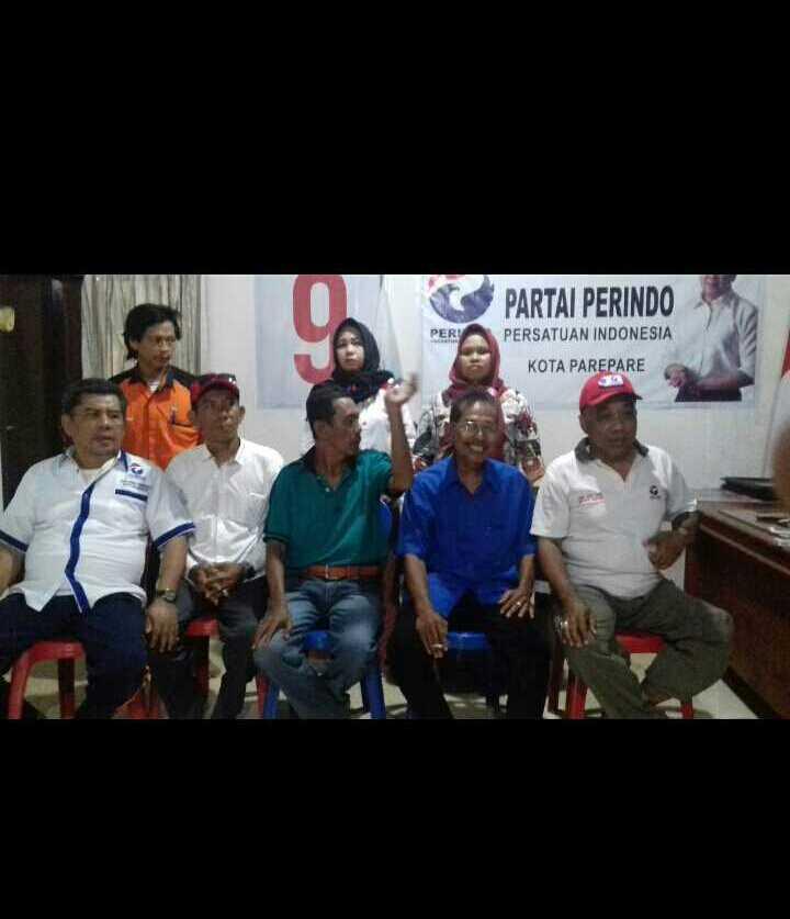 DPD Perindo Parepare Tepis Isu Pengunduran Massal