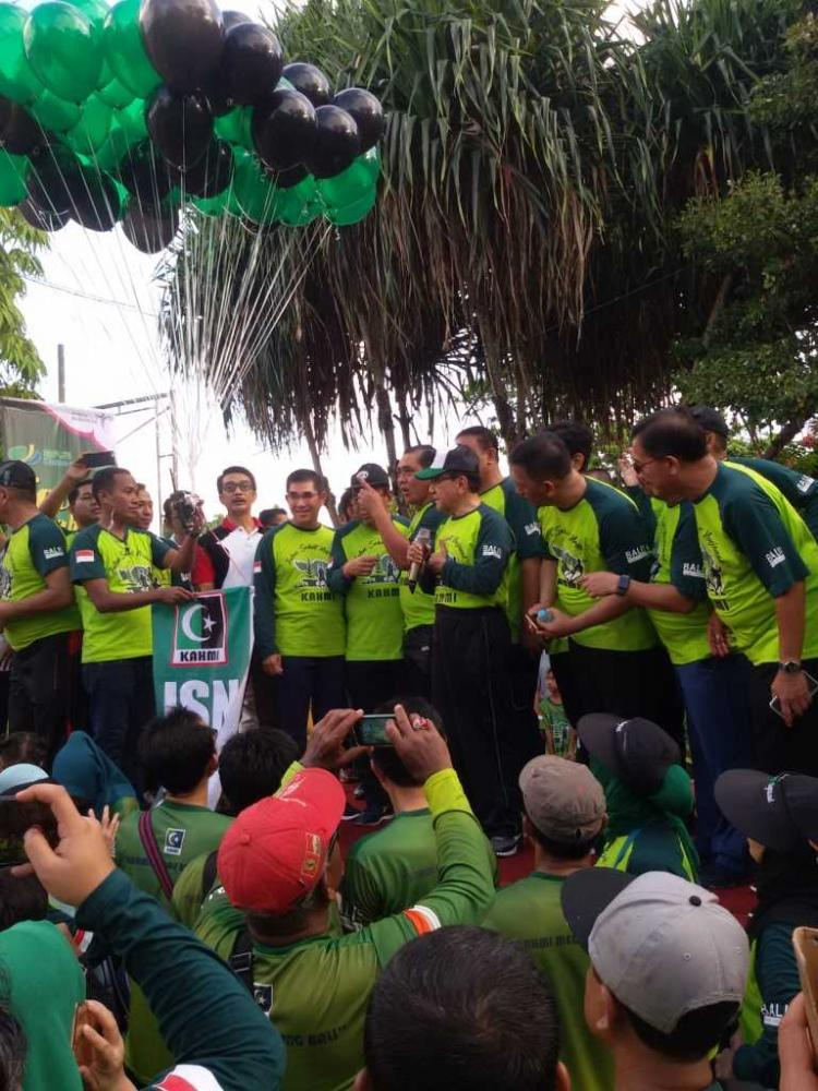 Animo Peserta JSN KAHMI-HMI di Bali Tinggi, Tokoh Nasional Turut Berpartisipasi