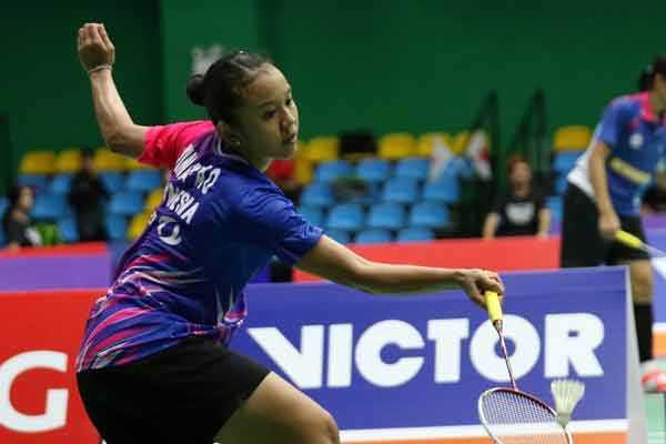 Indonesia sapu Bersih Kejuaraan USM Indonesia International Series 2018